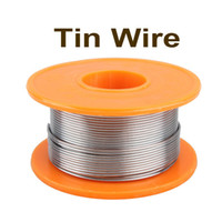 Wholesale Best Quality Tin Lead Solder Core Flux Soldering Welding Solder Wire Spool Reel mm E5M1 order lt no track