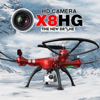 Wholesale US Stock Syma X8HG MP HD Camera RC Quadcopter RTF hot selling from coolcity2012