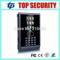 Wholesale Blue color TCP IP USB face time attendance inch color screen SSR biometric face recognition time and attendance system EF100