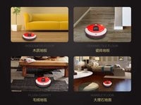 automatic mop machine - Top quality Colorful Smart Robot Vacuum and Mopping Machine Automatic Floor Cleaner in ROBOT FR086