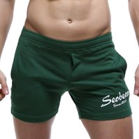 basketball boxers - Men Shorts Sport Fitness Gym Workout Basketball Running Soccer Boxer Trunks Brand Mens Casual Gasp Boxers Outdoor Active Shorts