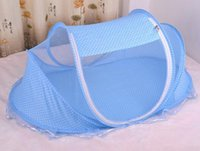 baby crib parts - Baby s bed mosquito net Collapsible child yurts net