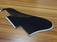 Wholesale Jazz Archtop Guitar Pickguard Fits ES Ply Black CL096