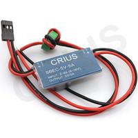 Black airplane controller - Crius SBEC V A Module BEC UBEC for APM ArduPilot MegaPilot Flight Controller
