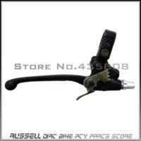 Wholesale Alloy Clutch Lever For Stroke cc cc cc cc Motorized Bicycle Bike Black lever file