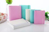 agenda daily planner - BW Notebook Mint A5 A6 Refill Filofax Spiral Time Planner Cute Diy Creative Elastic Agenda Kawaii Hobonichi Office Supplies