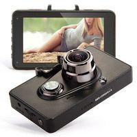 Wholesale 3 TFT LCD GS6300 Car DVR Full HD Ambarella Video DVR Night Vision With GPS G Sensor Degree Angle
