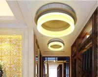 acrylic door knobs - LED Acrylic Sweet Creative Wall Lamp Porch Corridor Corridor Balcony Door Corridor Lamps And Lanterns Ceiling Lights