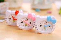 Wholesale Hello Kitty Cartoon Creative pencil sharpeners plastic sharpeners for school supplies