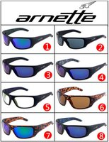 Wholesale New Arnette Sunglasses mens Sports sunglasses ARNETTE Sun Glasses For Men Sports Outdoor Goggles Sun Glasses Oculos De Sol Gafas D459