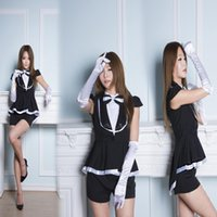 adult jazz costumes - Adult halloween costumes hot Sex Magician Uniform Costume Bars Nightclubs Female Jazz Dance wear Sexy Costumes outfits E109