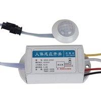 Wholesale IR Infrared Module Body Sensor Intelligent Light Lamps Motion Sensing Switch B00268