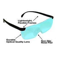 Wholesale Big Vision Magnifying Eyewear Glasses See More Better degrees Magnifying Eyewear That Makes Everything Bigger and Clearer