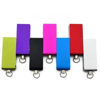Wholesale Cute Mini Swivel USB Flash Drive High Quality Chip Real GB GB GB GB Multi Color USB Flash Drives