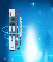 Wholesale Hot Switch Controller Dimmer V RF Wireless Remote For Mini LED Strip Light New EA Single Color Monochromatic Light Band Wireless Miniature