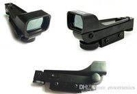 airsoft airguns - Tactical Red Dot Sight Scope Wide View Airgun w or mm Weaver Rail Mounts x20x30 Riflescope Airsoft
