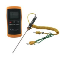 Wholesale DT1311 Measuring Device Contact Digital Thermometer K Type C Thermocouple Thermometer Surface Thermocouple M Thermocouple Wire