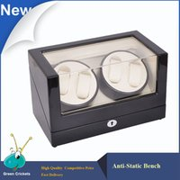 Wholesale High glossy surface Wooden Luxury Watch Winder Super Silent Motor Modes Watch Winder