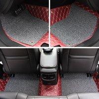 Wholesale Car Floor Mats Car Special Floor Mat Black Beige Wine Red Brown for Lexus CT200h