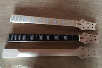 Wholesale Top quality Fret Maple Electric Guitar Neck Guitar Parts Musical instruments accessories