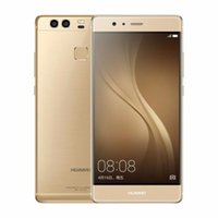 Wholesale Original HuaWei P9 G LTE Cell Phone Kirin Android quot FHD P GB RAM GB ROM Dual Back MP Camera