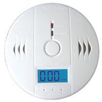 Wholesale High Quality Home Safety CO Carbon Monoxide Poisoning Smoke Gas Sensor Warning Alarm Detector Kitchen