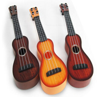 Wholesale New Baby Kid Inch String Children Guitar Playable Musical Educational Instrument Toy Christmas Birthday Gift