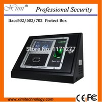 access box covers - Iface302 face time attendance and access control protect box iface old models protect box metal case cover