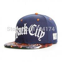 baseball hat racks - Fashion Brand C S Rack City Cap Tiger brim baseball snapback hats caps for men women sports hip hop street headwear mens sun cap