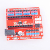 Wholesale Prototype Shield I O Expansion Module Extension Board for Arduino Nano V3 FZ0474 board led board shorts