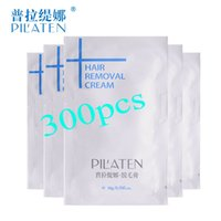 Wholesale 300pcs PILATEN Hair Removal Cream Painless Safety Unisex Depilatory Cream For Body Arm Armpit Legs g Hair Removal Cream