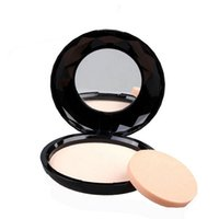 Wholesale Matte Pressed Powder Compact Face Concealer Cosmetic Makeup Powder Women Pro Foundation Sheer Finish Flawless Make up Powders