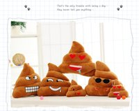 Precio de Gran cosa-6 emoji de la almohadilla del asimiento de la almohadilla del emoji de la almohadilla grande linda rellena del emoji empaqueta la caja DHL de la almohadilla de los juguetes