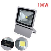 Wholesale 100W LED Bulbs Flood Light Outdoor Landscape Security Spotlight Commercial Lamp