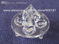 Wholesale Retail New design LED Optical Lens P PMMA materials Candle shape L5