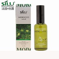 Wholesale 2016 Time limited Quality Goods Silk Lou Jie Argan Oil Dry Short tempered Curl Hair Care Essential Oils Disposable Conditioner
