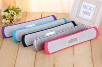Wholesale BE Wireless Handfree Bluetooth Speakers TF Card Slot Bluetooth Stereo Mini Portable Speaker for PC Mobile Phone