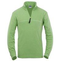 Wholesale outdoor Hiking Fleece polartec Jacket Men Solid Stand Collar zipper Coat Camping Ski Windproof Thermal softshell jacket