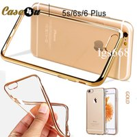 Wholesale Ultra Slim In Shockproof Back Cover Rose Gold Color Luxury Frosted Armor Case For Iphone plus
