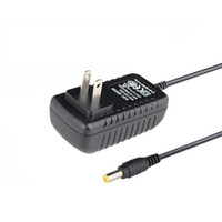 Wholesale AC V To DC V A Power Supply Converter Adapter for Security camera US EU AU UK plug Power cable