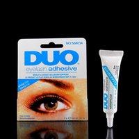 Wholesale The new Opel blue black white glue false eyelashes eyelash glue false eyelashes eyelash glue Eyelash adhesive