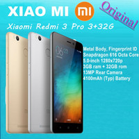 battery gps - Original Xiaomi Redmi Pro Prime GB Ram GB ROM Mobile Phone mAh Battery Fingerprint ID Snapdragon GB RAM quot Metal Body smart