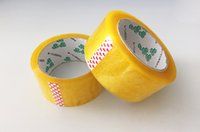 Wholesale 2016 Cheap printed opp packing tape with High Quality Different Size Customer S Custom Printed Packing Tape