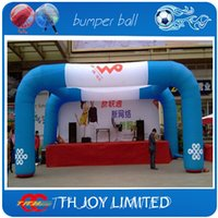 Wholesale mH outdoor inflatable advertise tent inflatable car carport garage tent