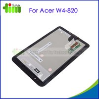 acer replacement lcd - For Acer Iconia W4 New quot Tablet FULL LCD Display Assembly Touch Screen Digitizer replacement Tim03