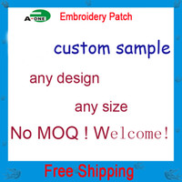Trims accessories custom embroidery - Custom Embroidery Patch