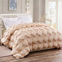 Wholesale Hulizhijia Down quilt duck down quilt The quilt core Genuine Thickened warm Winter quilt cotton Home Hotel quilt BZ
