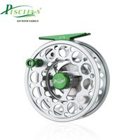 Piscifun Sword Fly Fishing Reel с CNC-механической обработки Алюминий Материал 3/4/5/6/7/8/9/10 WT Right / Left Handed Reel Свободная перевозка груза