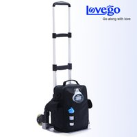 Wholesale LoveGo LG102 Portable Oxygen therapy machine oxygen gernerator Excellent for Ashama Emphysema Pulmonary Fibrosis Other COPDs