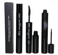 Wholesale Makeup in Waterproof Mascara Liquid Eye Liner Thick Curling Eyelashes Macara And Liquid Eyeliner